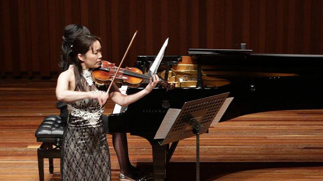 バイオリン マスタークラス