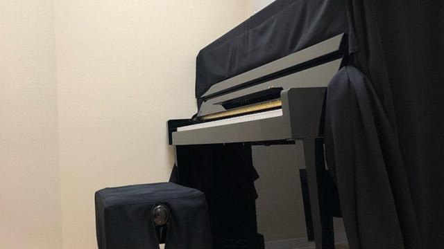 アップライトピアノで本格クラシック